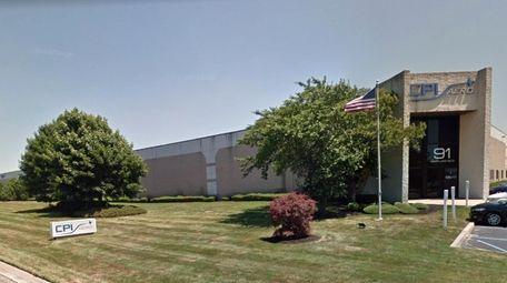 CPI Aerostructures' headquarters in Edgewood.