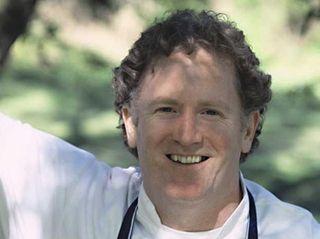 Chef Gerry Hayden was a partner in the