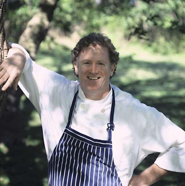 Chef Gerry Hayden was a partner in the