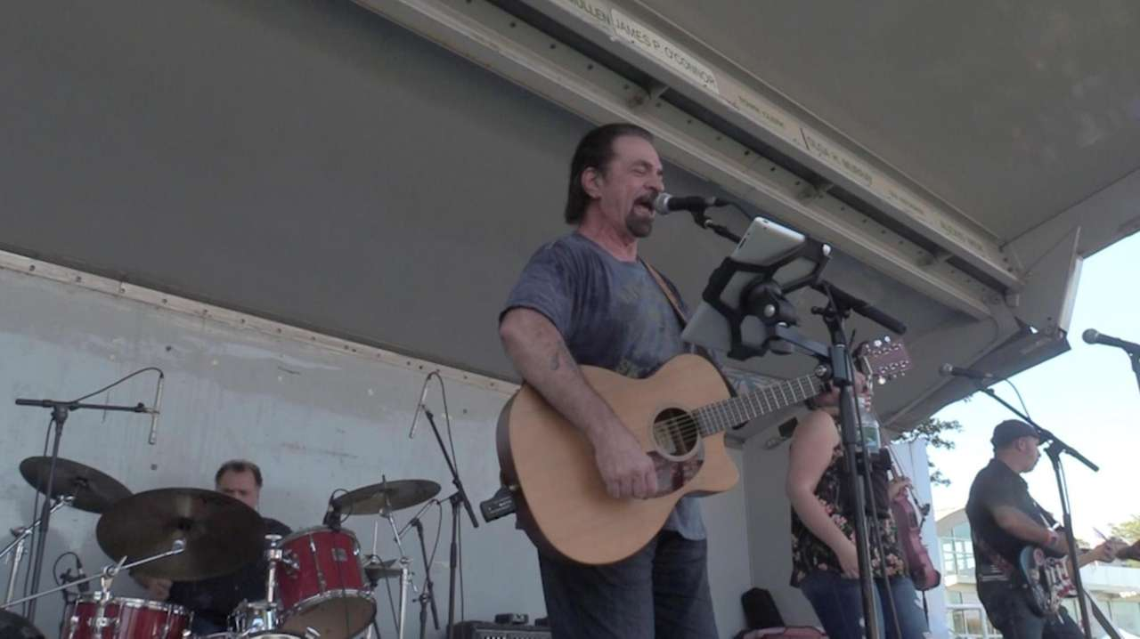 Joe Spena founded country rock band SixGun almost