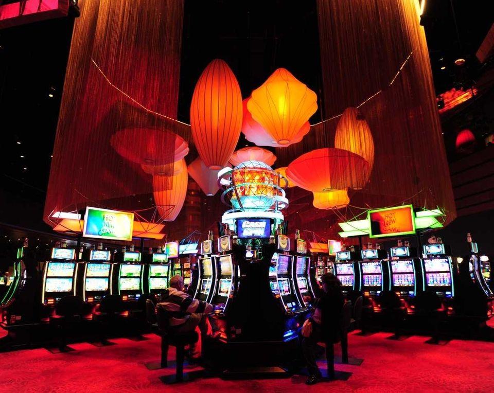 Revel Resort and Casino in Atlantic City. (May