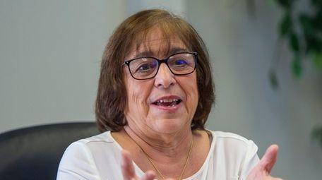Financial adviser Marilyn Stefans, owner of Summit Advisors