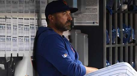 Mickey Callaway couldn't guide the Mets to the