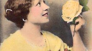 Nina Moramarco, Joanne Cornelius' grandmother, made intricate bedspreads