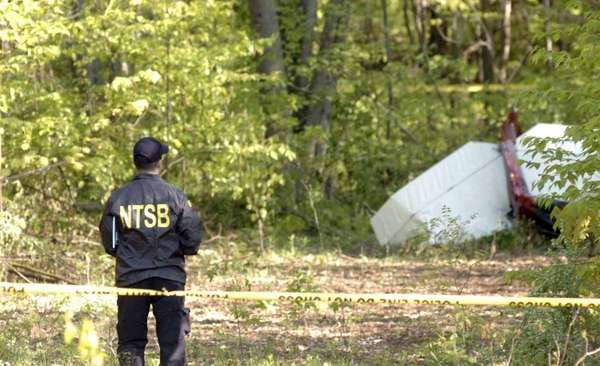 College To Honor 2 In Fatal Plane Crash Newsday