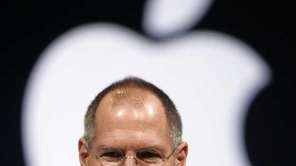 The late Apple CEO Steve Jobs. (Sept. 5,