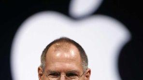 The late Apple CEO Steve Jobs. (Sept. 5,