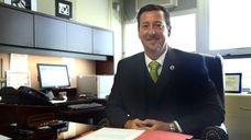 Farmingdale Senior High School principal Glen Zakian, 46,
