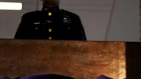 Names of newly added NYPD officers Alain Schaberger