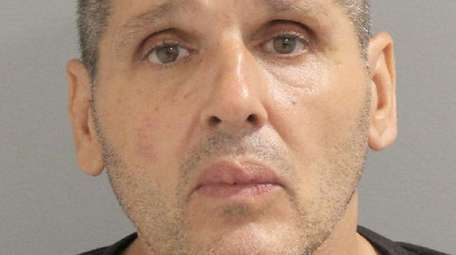 Jerry Torres, 55, of Franklin Square, has been