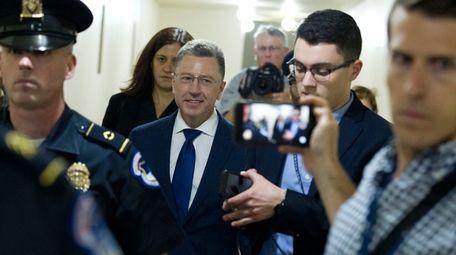 Kurt Volker, a former special envoy to Ukraine,