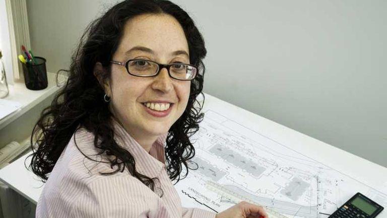Jaclyn Peranteau, 34, president of Prime Engineering, at
