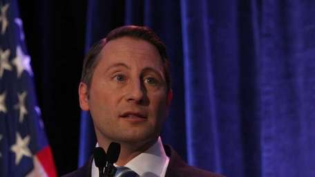 Westchester Executive Rob Astorino is charged with carrying