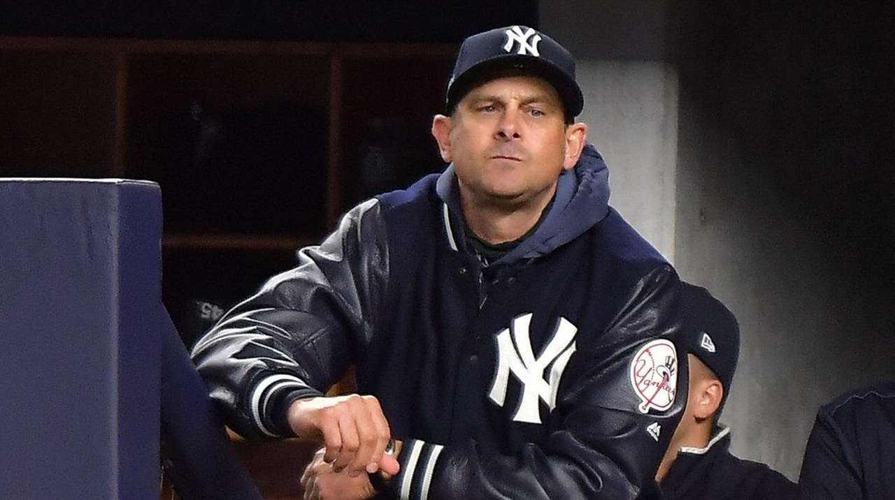 Aaron Boone S Unconventional Moves Work Out For Yankees In