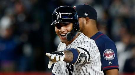 Gleyber Torres said he couldn't wait to get