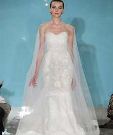 Reem Acra trunk show at The Wedding Salon