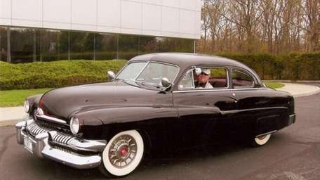 THE CAR AND ITS OWNER 1951 Mercury coupe