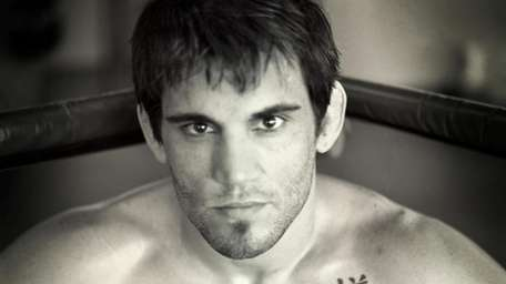 Jon Fitch in a scene from the MMA