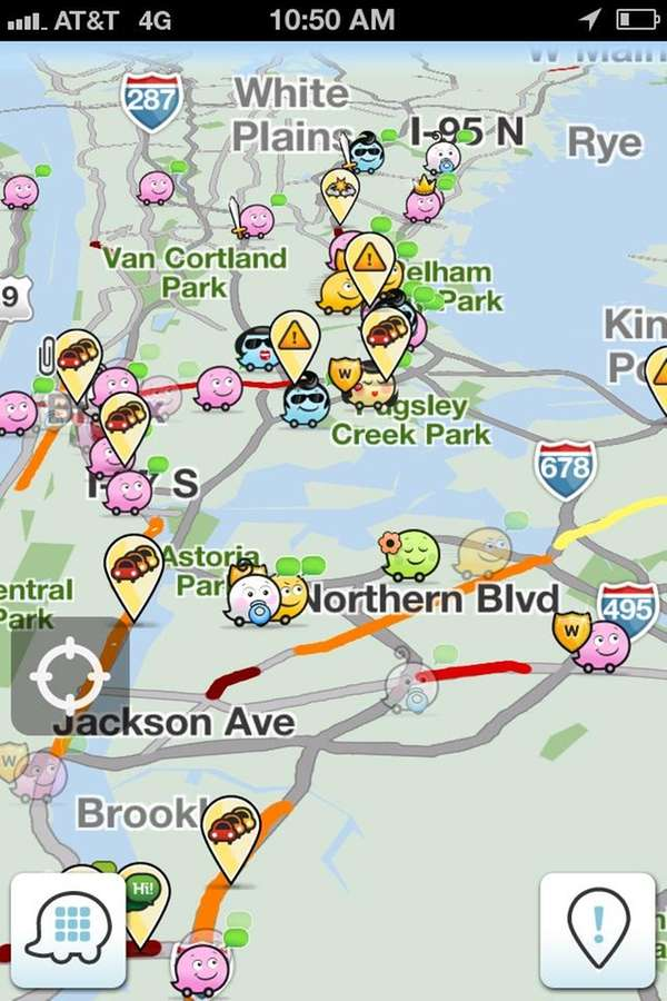 Waze is fielding expressions of interest from multiple