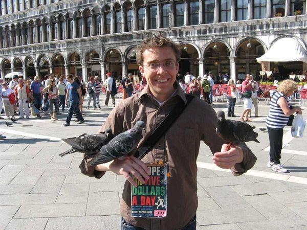 Doug Mack, author of