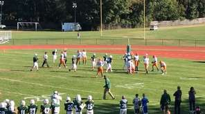 Highlights from Locust Valley's victory over Malverne in