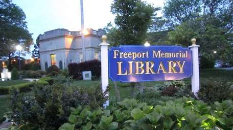 The Freeport Memorial Library is at 144 W.