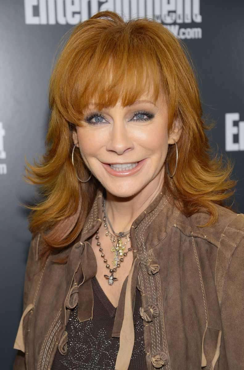 Reba McEntire, who has been in the music
