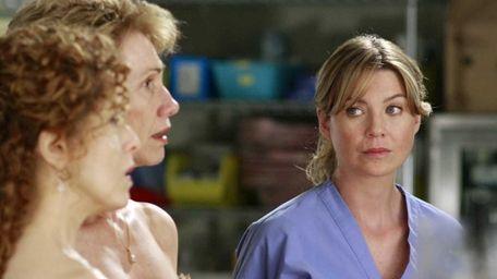 Ellen Pompeo in a scene from