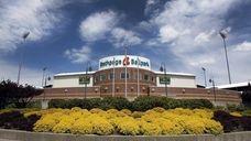 Bethpage Ballpark, home of the Long Island Ducks,