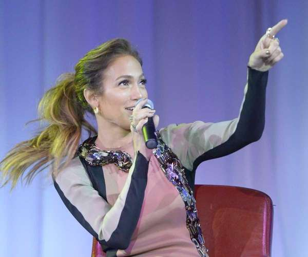 Singer Jennifer Lopez announces her Summer Tour with
