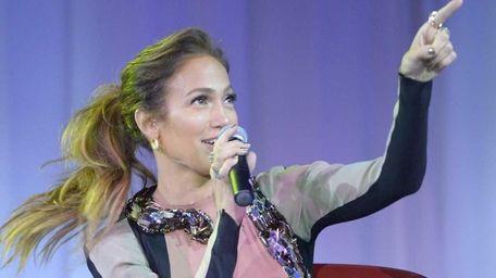 Singer Jennifer Lopez announces her Summer Tour with