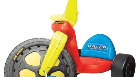 Big Wheel Racer (Jakks Pacific),ages 3 and up