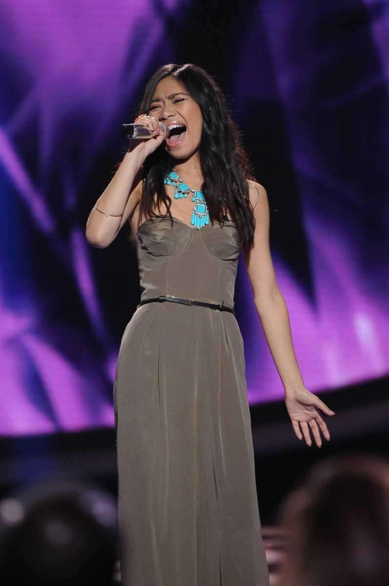 Jessica Sanchez's gutsy personal choice was