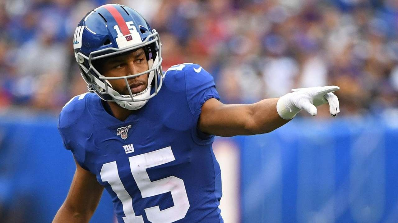 Giants Q&A: Golden Tate hoping for more playing time in future ...