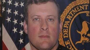 Suffolk Police Officer Glen Ciano was killed after
