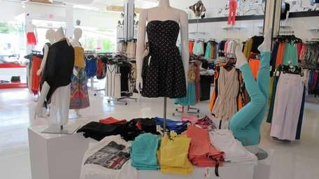 Mystique Boutique, known in Manhattan for its trendy
