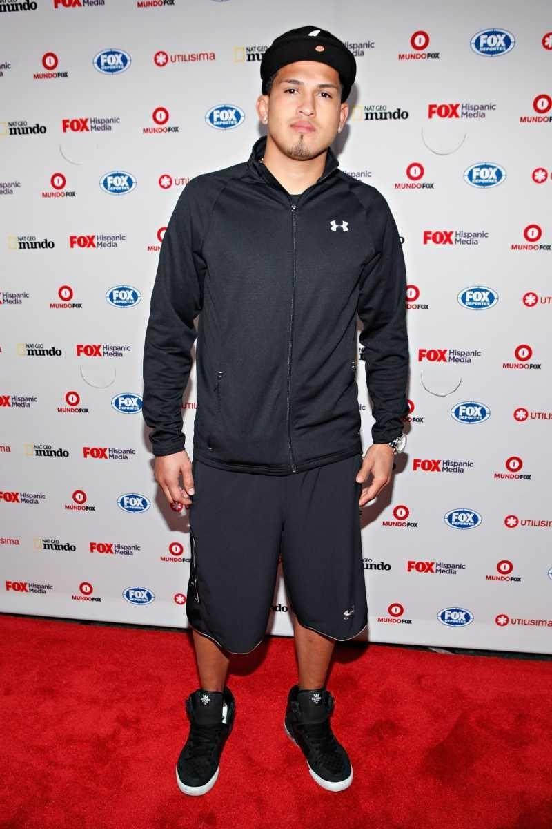 NEW YORK, NY - MAY 16: UFC fighter