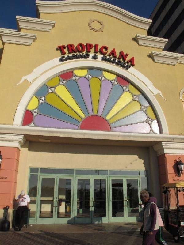 The Tropicana Casino and Resort in Atlantic City,