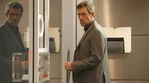 Hugh Laurie as Dr. Gregory House.