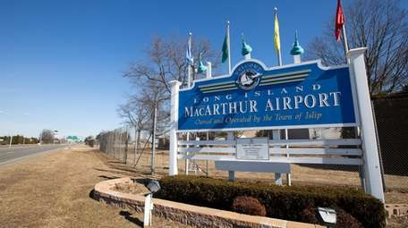 Long Island MacArthur Airport in Ronkonkoma is scheduled
