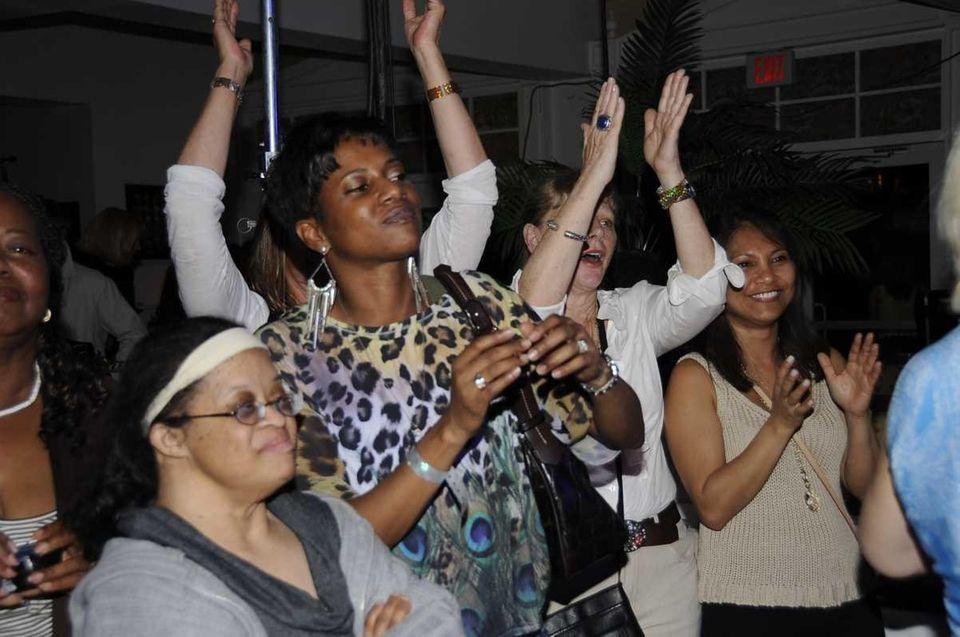 Montauk Music Festival Opening Party at Gurney's Inn.