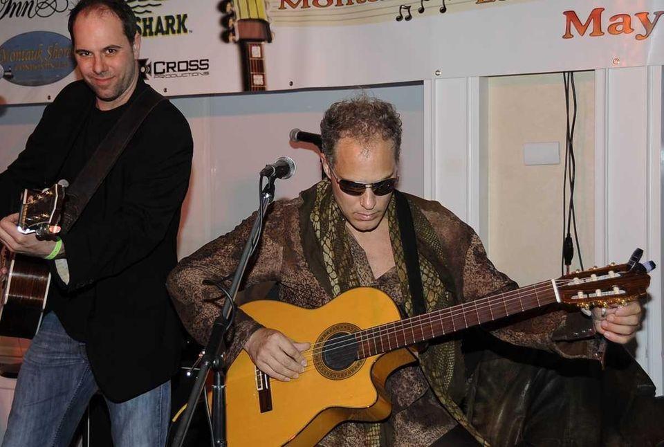 Montauk Music Festival Opening Party at Gurney's Inn,(L