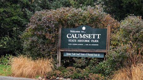 Caumsett State Park in Lloyd Harbor will undergo