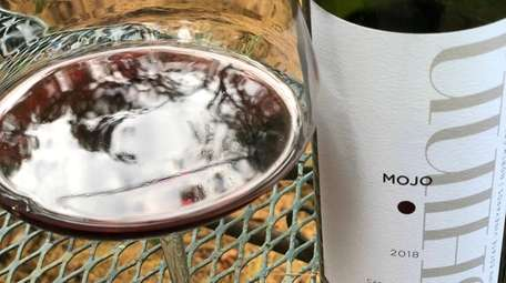 Mojo from Shinn Estate Vineyards, a cabernet franc
