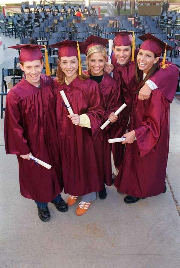 quot;Graduation Day, Part Onequot; of quot;Buffy the Vampire