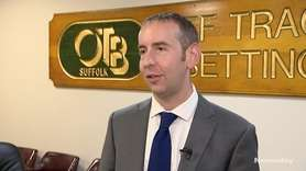 A spokesperson for Suffolk County OTB addressed a lawsuit it filed Monday against the