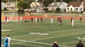 Highlights from Garden City's 2-1 win over Mepham