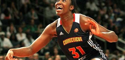 Former Christ The King star Tina Charles of