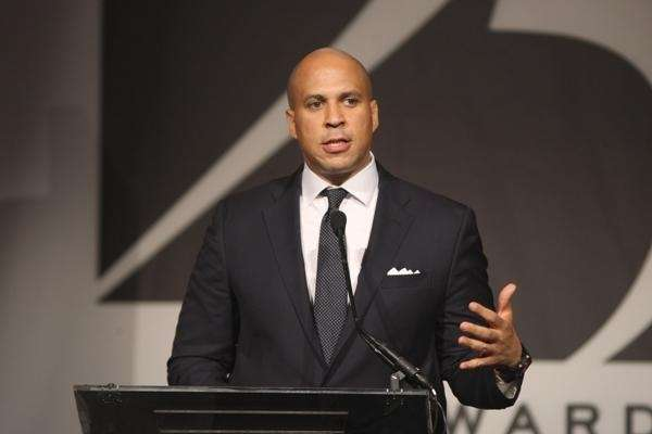 Newark Mayor Cory Booker in this undated file