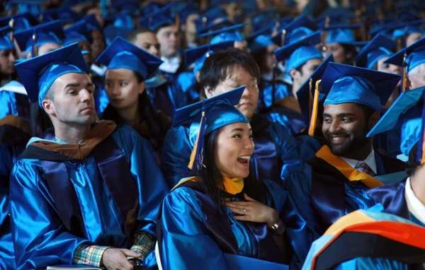 The Class of 2012 at NYIT in Old